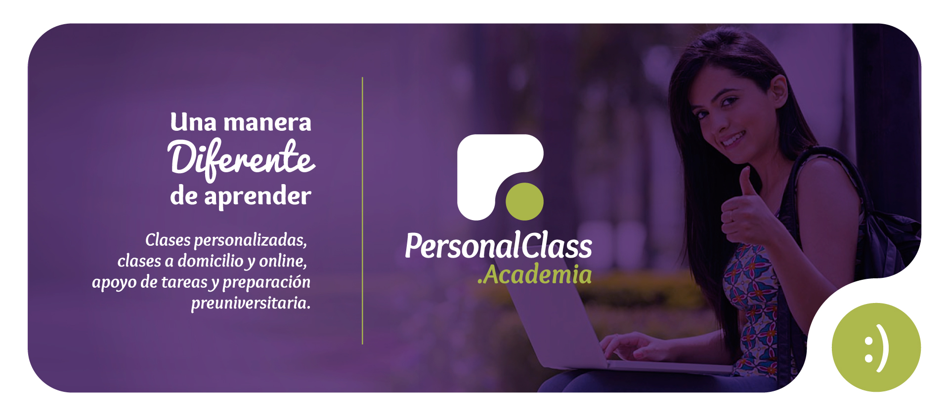 personal class academia